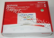 HONEYWELL EVOHOME CONNECTED TERMOSTAT PACK CENTRALINA CLIMATICA WIRELESS WIFI