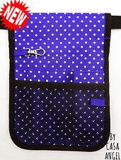 Unique Nurse Vet Physio Teacher Medical Professions Belt Waist Pouch Bag Purple