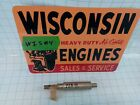 Wisconsin Engine OEM NEW OLD STOCK Rod Shaft 71301 FREE S&H