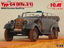 Mercedes type G4 Kfz 21 WW2 1/35 ICM