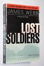 LOST SOLDIERS by James Webb  (Advance Reading Copy) 2001