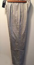 NWT - SHAPE FX - Dress Pants - Light Gray - Ladies Size 14