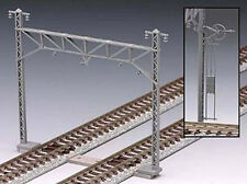 Tomix 3078 Overhead Wire Mast for Double Tracks (24 pcs) (N scale)
