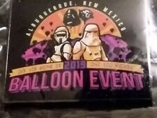 "2019 "" Darth Vader"" Special Shape HOT AIR BALLOON PIN"