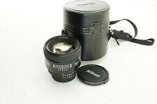 Nikon AF Nikkor 85mm f/1.8 D , FX und DX, gut