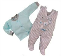 BNWT Baby Boys/Girls 2 Pcs Outfit/Set 100% Cotton *from Tiny Baby up to 6 Months