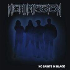 Nightmission - No Saints in black - CD - Neu - Heavy Metal