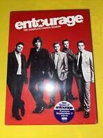 Entourage: The Complete Fourth Season DVD Doug Ellin NEW