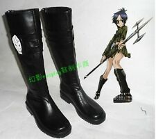 HitmanReborn Chrome Dokuro   cosplay shoes boots Custom-Made