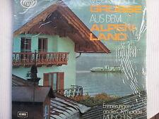 Musikalische Grüsse aus dem Alpenland LP  NEU
