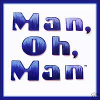 Sizzlits Man Oh Man #655110 9-die alphabet Retail $44.99, Retired, RARE FUN