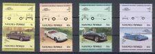 Nanumea - Tuvalu / Satz 1 Auto 100 / Automobil  Oldtimer ** Leaders of the World
