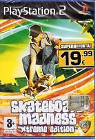 "Sony PS2 Skateboard Madness ''Xtreme Edition"" - Neu und Versiegelt"