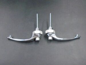 New Outside door handle pair, 356 Speedster Classic Vintage