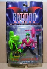 BATMAN BEYOND - The Jokerz w/Assault hover-cycle 1999 MIP Hasbro