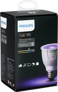 White 1005r 7923278 Box of 10 Philips Lighting GU10 LED Reflector Bulb 2W 3000K