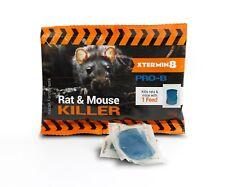 15 Powerful Xtermin8 Rat Poison Killer Blocks kill rats instantly with 1 feed