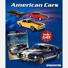 AMERICAN CARS COLLECTION  1:43 .DE AGOSTINI****select the model