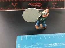 Vintage Charbens  Lead Circus . Clown With Hoop .1/32 Scale.