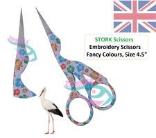 STORK SCISSOR, EMBROIDERY SCISSORS, CROSS STITCH SCISSORS SEWING SCISSORS UK-CE