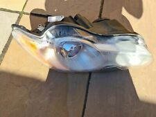 Jaguar Xf Right O/S/F Headlamp Head Light Genuine 8x2313w029ac small damage
