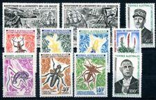 TAAF 1972 71-81 ** POSTFRISCH JAHRGANG KOMPLETT 330€(S3067