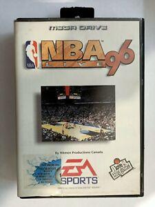 NBA LIVE 96 - SEGA MEGADRIVE GENESIS BOXED