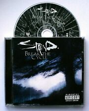 STAIND - BREAK THE CYCLE [Parental Advisory] (CD 2001)