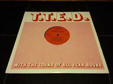 """T.T.E.D. 3021 Experience Unlimited """"EU"""" / """"It's A Family Affair"""" / Go Go / Rap"""