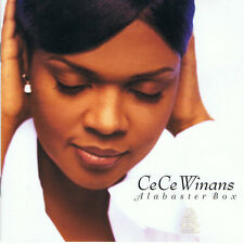 CeCe Winans - Alabaster Box - New factory Sealed CD
