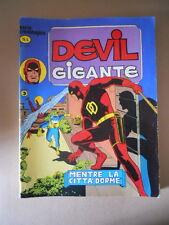 DEVIL GIGANTE Serie Cronologica n°4 1977 Corno   [G734B] BUONO