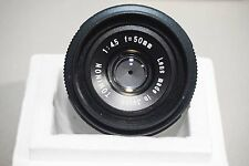 Tominon 1:4.5 f=50 mm Auto Lens