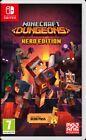 Minecraft Dungeons Hero Edition (Switch) Brand New & Sealed Free UK P&P