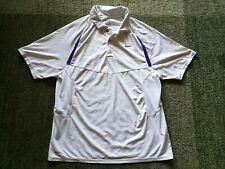 Nike polo tennis RF shirt Roger Federer size M 2007 ATP Cincinnati Masters