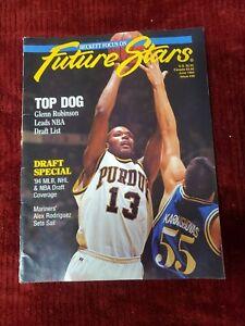 BECKETT BOOKS FUTURE STARS FOR BASKETBALL JUNE 1994