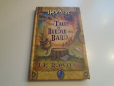 Beautiful Harry Potter The Tales of Beedle The Bard Hardcover 1st, 1st