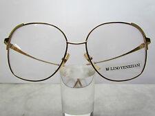 Lino Veneziani Lady 15-07/W 53/16 occhiale da vista anni '80, ORIGINAL VINTAGE