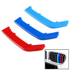 New 3Series M-Colored Car Grille Grill Insert Cover Trims For BMW F30  2013-2015