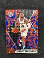 2019 Panini Mosaic #204 Quinndary Weatherspoon Reactive Blue Prizm- FreeShip OBO