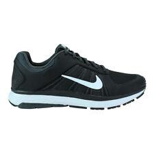 Nike Men's Dart 12 MSL Running Shoes Black/White 10.5