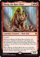 Ilharg, the Raze-Boar x1 Magic the Gathering 1x War of the Spark mtg card