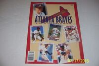 1994 ATLANTA BRAVES Yearbook BOBBY COX Tom GLAVINE John SMOLTZ Greg MADDUX Lemke