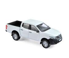 NOREV 518398 Renault Alaskan Pick-up Van 2017 - White 1:43