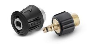 Karcher Adapter Set 2.643-037.0 2643037 Extension Hose