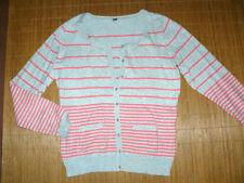 Gestreifte H&M Damen-Pullover & -Strickware aus Baumwolle