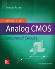 Design of Analog CMOS Integrated Circuits by Razavi, Behzad