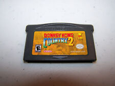 Donkey Kong Country 2 Game Boy Advance Gameboy SP Game