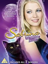 Sabrina The Teenage Witch [DVD] *NEU* 1 2 3 4 5 6 7 Total verhext Complete Serie