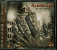 Harbinger Inevitable CD Queensryche Fates Warning Crimson Glory Heir Apparent