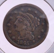 1845 Large Cent
